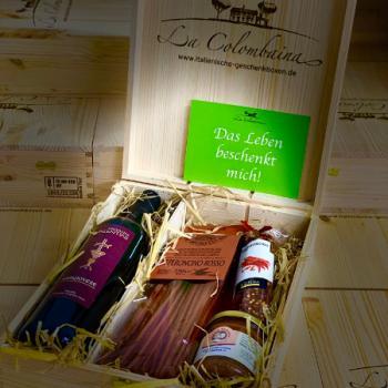 Italienische Geschenkboxen