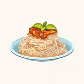 Pizza- & Pastateller
