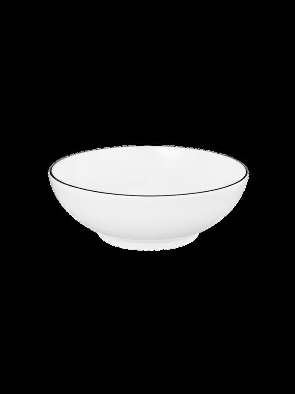 SELTMANN WEIDEN Dessertschale rund 15 cm Lido Black Line