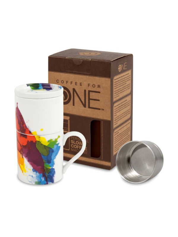 KÖNITZ Coffee for one – On colour - Flow