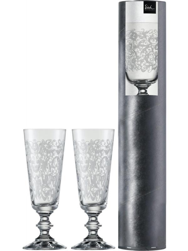 EISCH Sektglas Vincennes - 2 Stück in Geschenkröhre