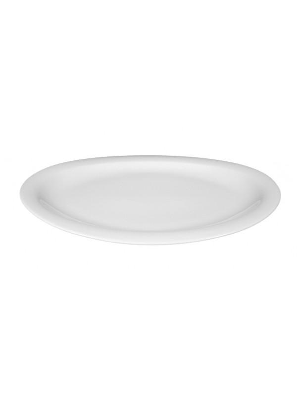 SELTMANN WEIDEN Servierplatte oval 31,5x26 cm Top Life weiss