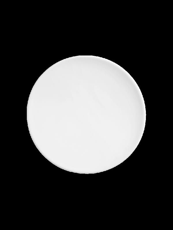 SELTMANN WEIDEN Brotteller rund 16,5 cm Life weiß
