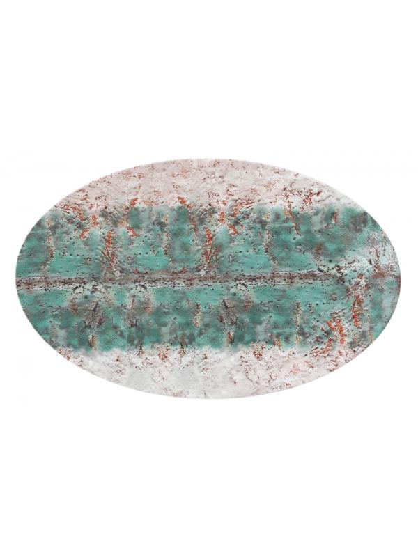 SELTMANN WEIDEN Servierplatte oval 40x26 cm Life Diversity
