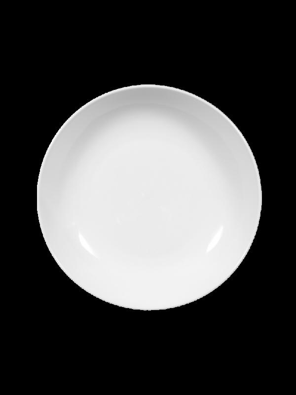 SELTMANN WEIDEN Suppenteller rund 21 cm Sketch weiß