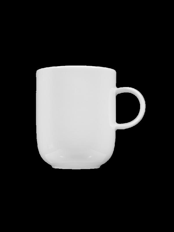 SELTMANN WEIDEN Becher mit Henkel 0,27 l Sketch weiß