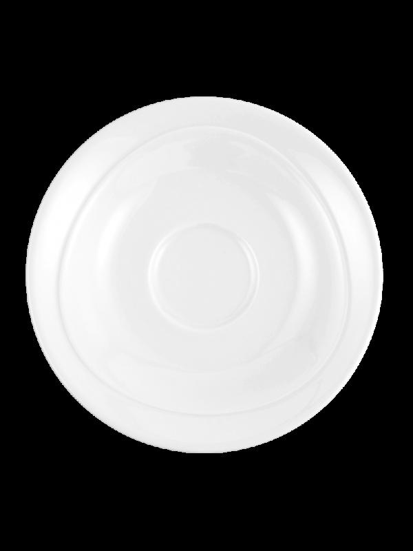SELTMANN WEIDEN Kombi-Untertasse 16 cm Trio weiß