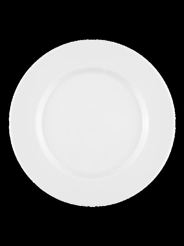 SELTMANN WEIDEN Frühstücksteller rund 24 cm No Limits weiß