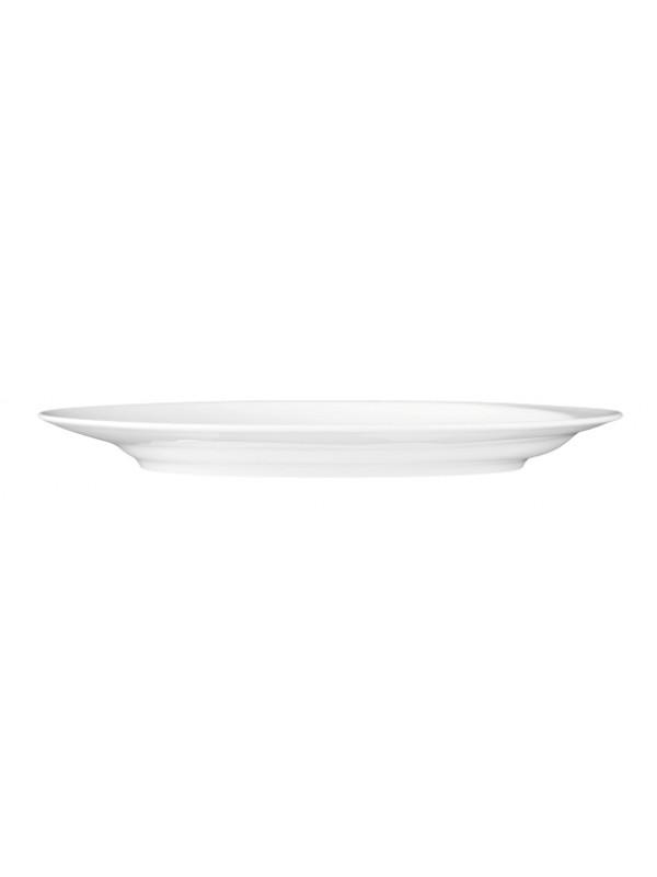 SELTMANN WEIDEN Servierplatte oval 32x26,5 cm Paso weiss