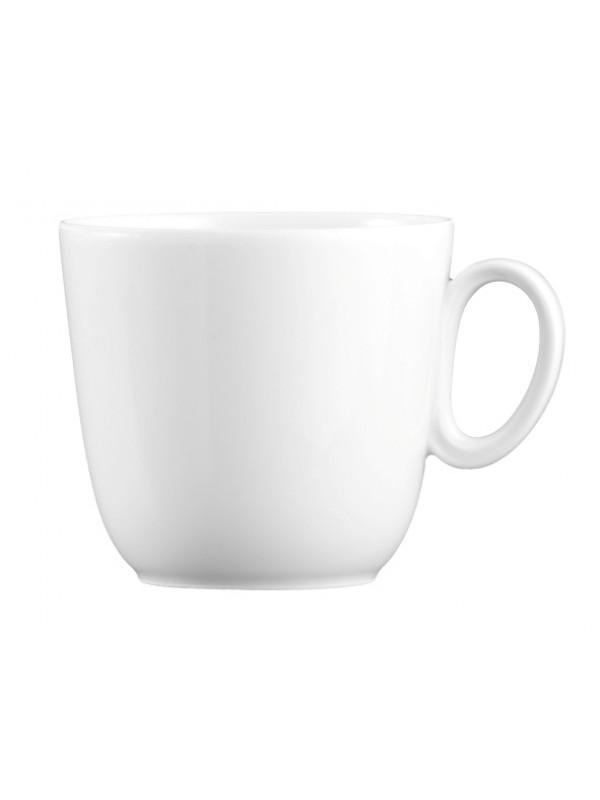 SELTMANN WEIDEN Kaffeeobertasse 0,22 l Paso weiss