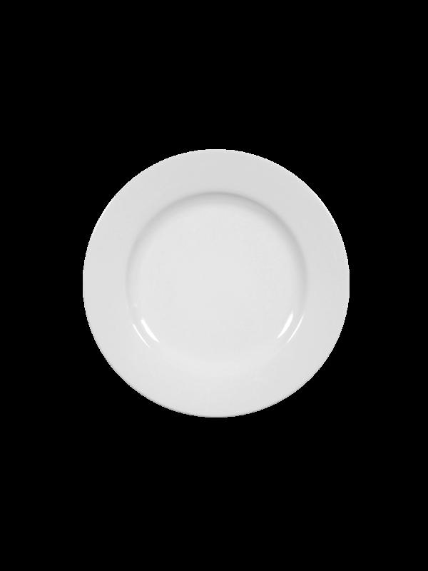 SELTMANN WEIDEN Brotteller rund 17 cm Rondo/Liane weiß