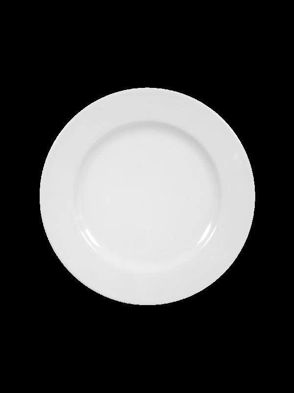 SELTMANN WEIDEN Speiseteller rund 25 cm Rondo/Liane weiß