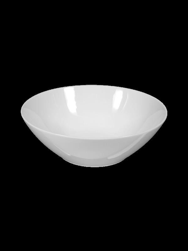 SELTMANN WEIDEN Schüssel rund 20 cm Rondo/Liane weiß