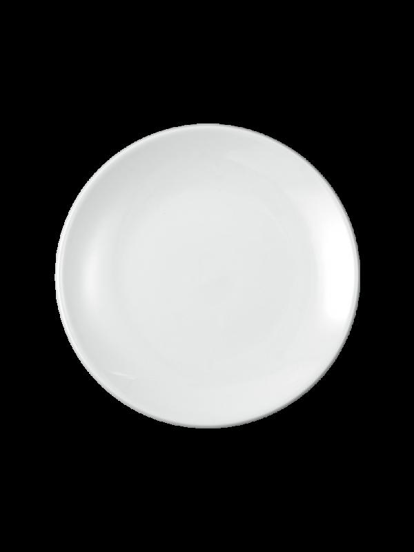 SELTMANN WEIDEN Brotteller rund 15,5 cm Modern Life weiß