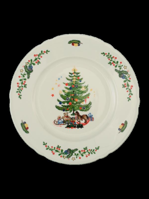 SELTMANN WEIDEN Speiseteller rund 27 cm Marie-Luise Weihnachten