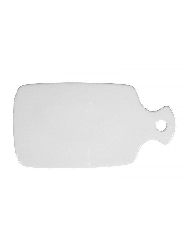 SELTMANN WEIDEN Brotbrett 27x14 cm Compact weiß