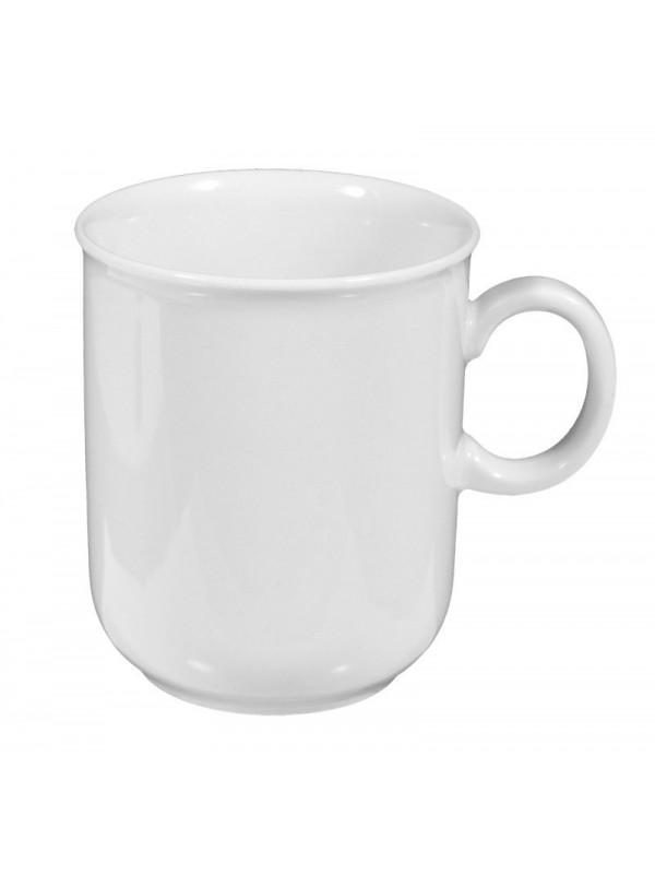 SELTMANN WEIDEN Becher mit Henkel 0,25 l Compact weiß