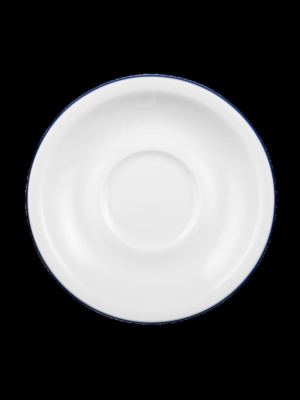 SELTMANN WEIDEN Kaffeeuntertasse 14,5 cm Compact Blaurand
