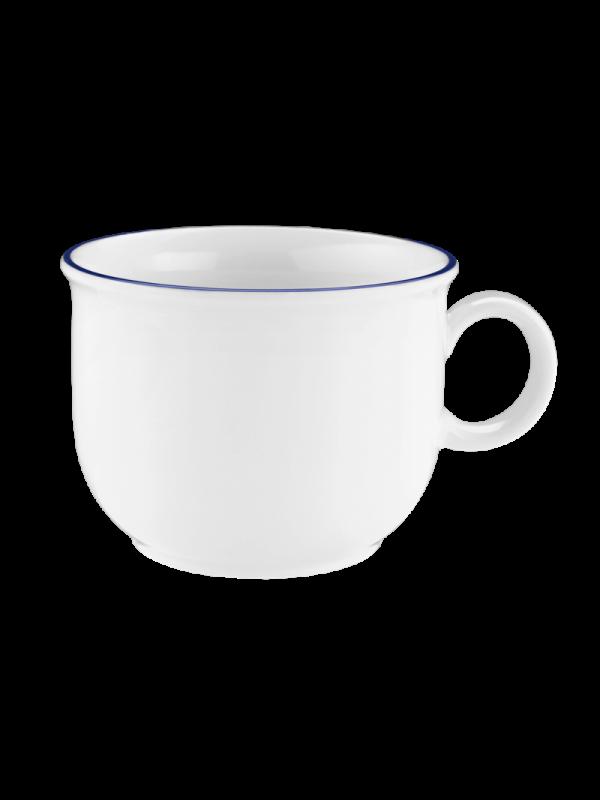 SELTMANN WEIDEN Kaffeeobertasse 0,21 l Compact Blaurand