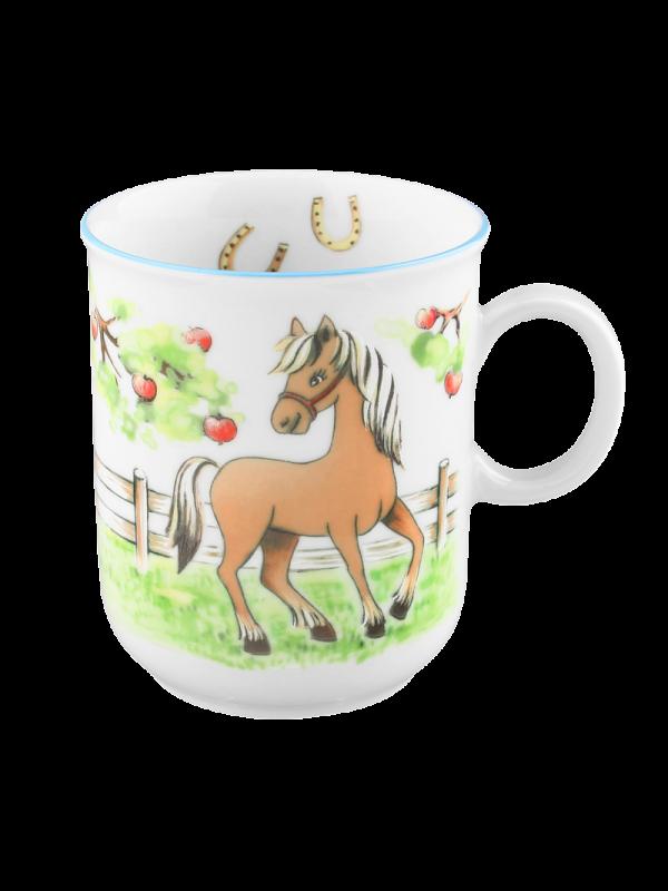 SELTMANN WEIDEN Becher mit Henkel 0,25 l Compact Mein Pony