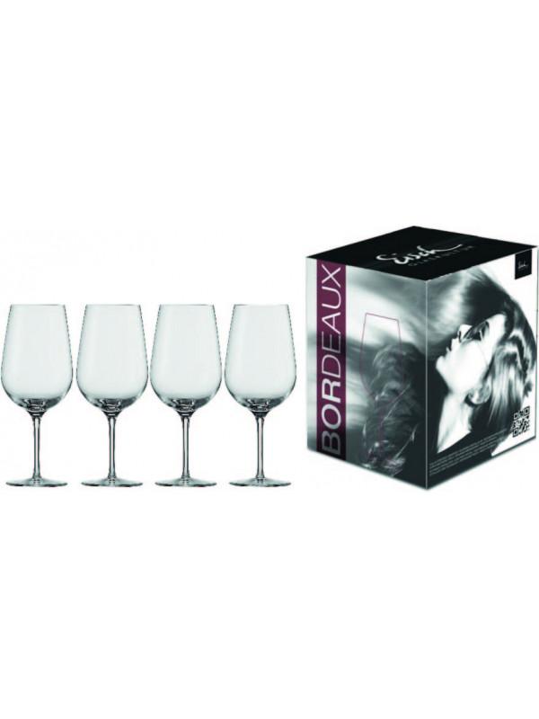 EISCH Bordeauxglas Vinezza - 4 Stück im Geschenkkarton