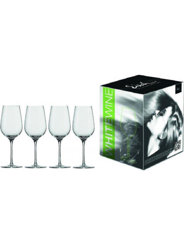 EISCH Weißweinglas Vinezza - 4 Stück im Geschenkkarton