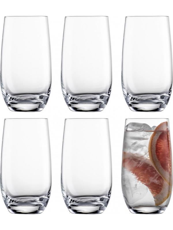 EISCH Longdrinkglas Vinezza - 6 Stück im Karton