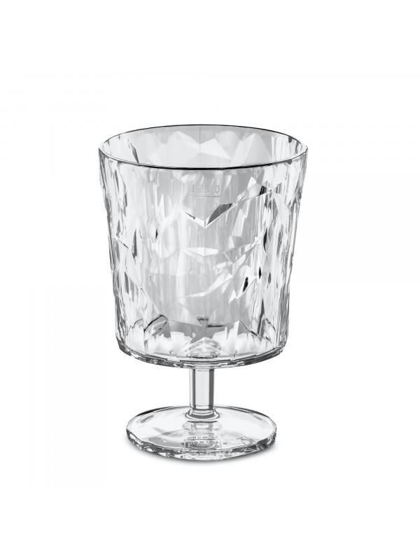 KOZIOL Weinglas 250 ml CLUB S