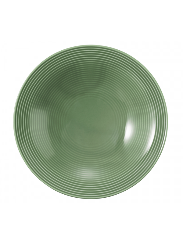 SELTMANN WEIDEN Suppenteller rund 22,5 cm Beat Color Glaze