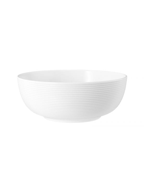 SELTMANN WEIDEN Foodbowl 20 cm Beat weiß