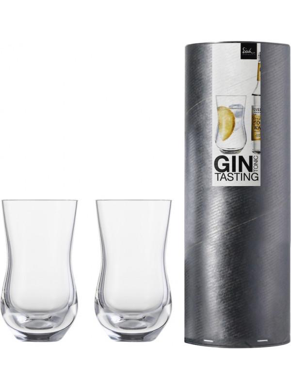 EISCH Gin & Tonic Glas - 2 Stück Spirits Exclusiv – in Geschenkröhre