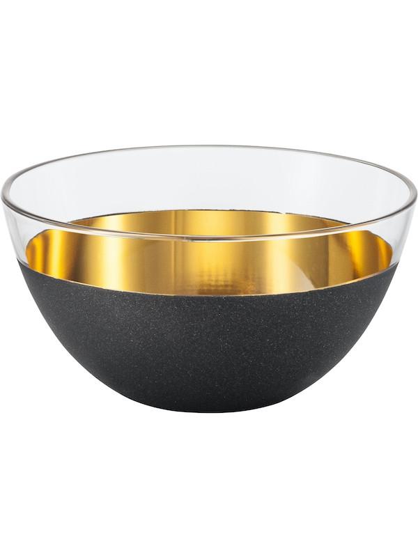 EISCH Glasschale Cosmo gold