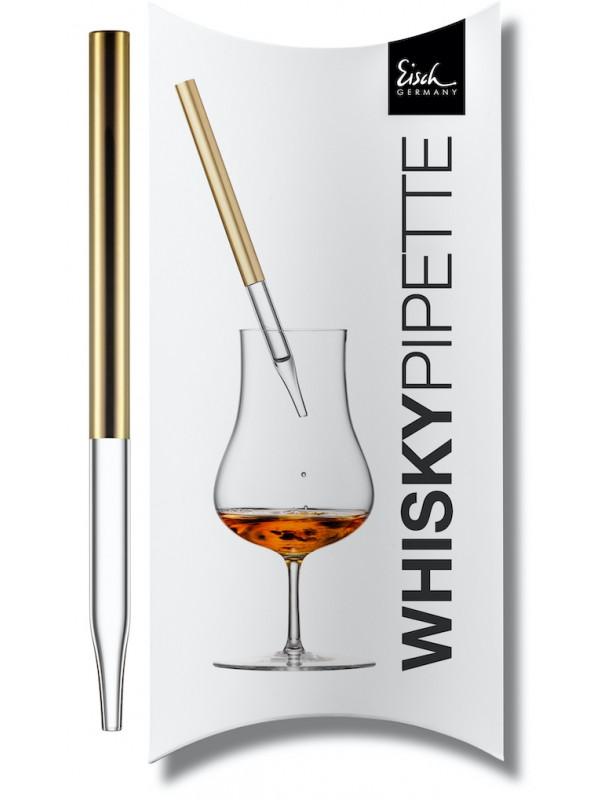 EISCH Whisky Pipette Gentleman im Geschenkkarton