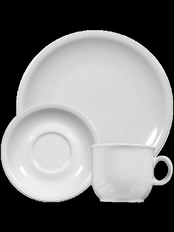 SELTMANN WEIDEN Kaffeeservice 18-teilig Compact weiß