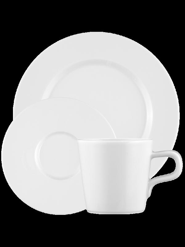 SELTMANN WEIDEN Kaffeeservice 18-teilig NL No Limits weiß
