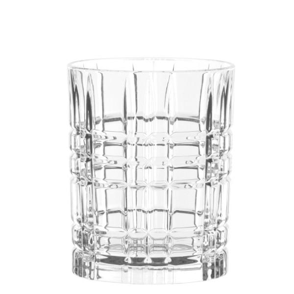 NACHTMANN Square Whiskyglas – 4er Set