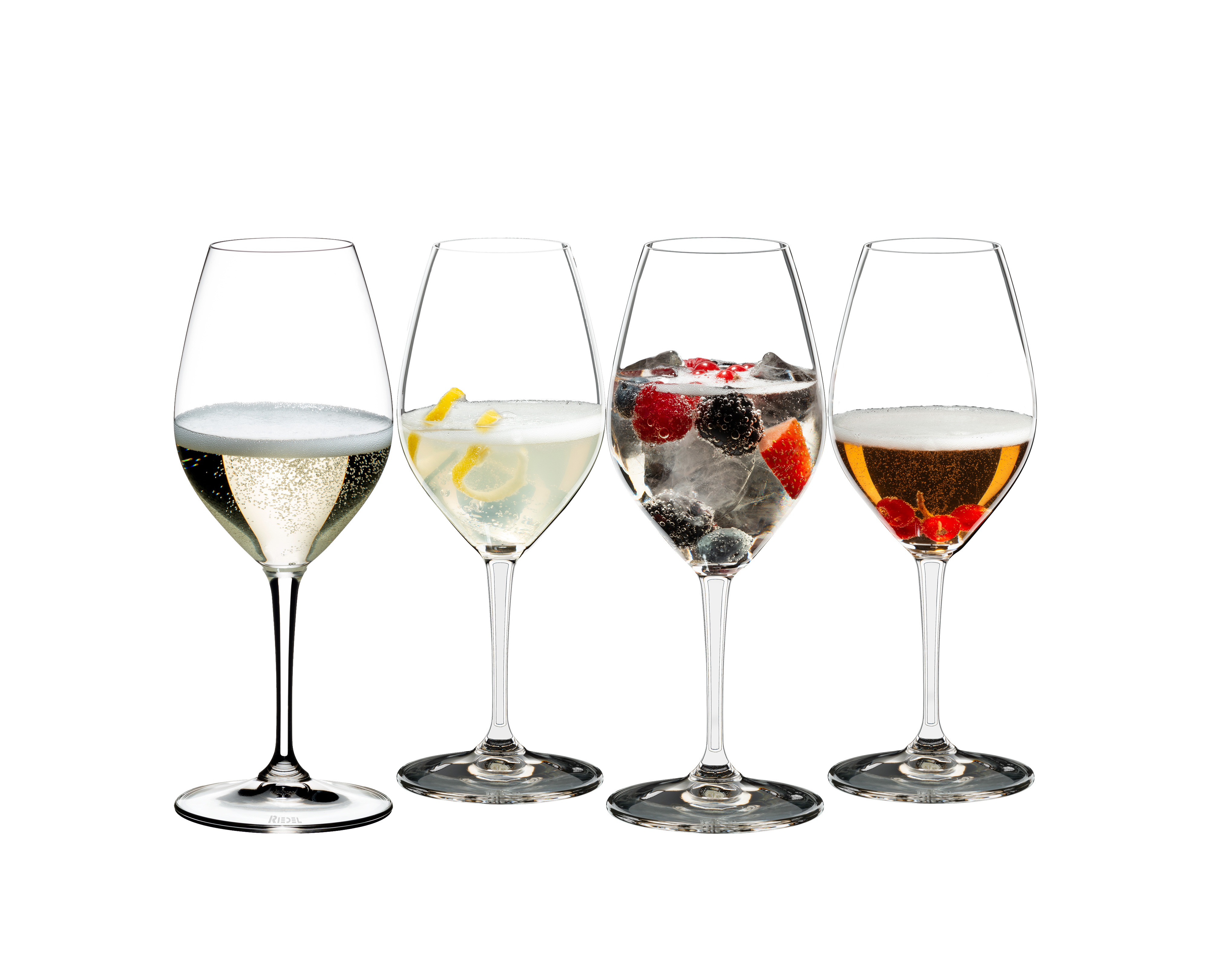 RIEDEL Mixing Champagner Set – 4 Stück