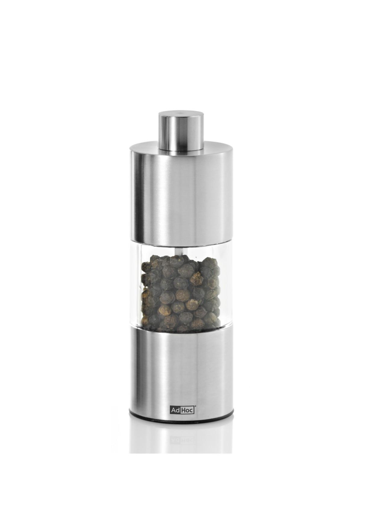 AdHoc Pfeffer- oder Salzmühle CLASSIC (ohne Gewürz)