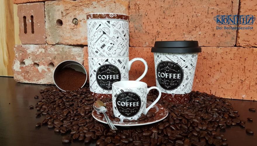 Coffee for one Könitz